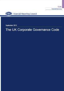 Board Evaluation and the UK Corporate Governance Code 2012